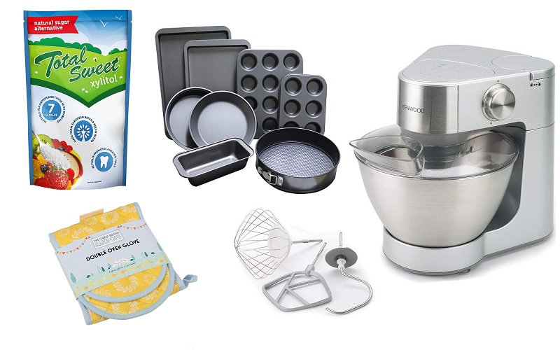 WIN A SUGAR FREE BAKING KIT WORTH OVER £250