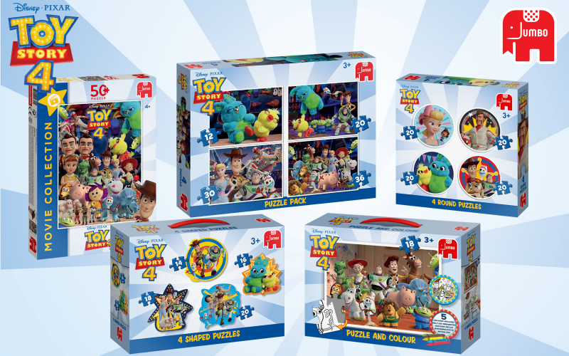 WIN a puzzle-tastic Toy Story bundle