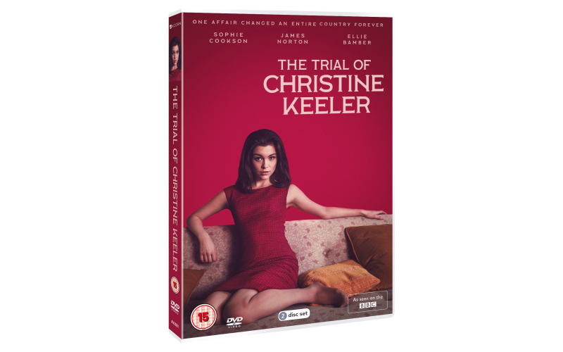 The Trial of Christine Keeler DVD