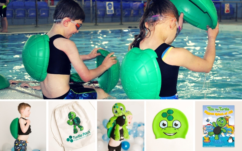 Win the swimming kit that's bound to make a splash!