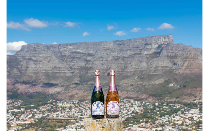 Win a Year's Supply of Van Hunks MCC Sparkling Wine