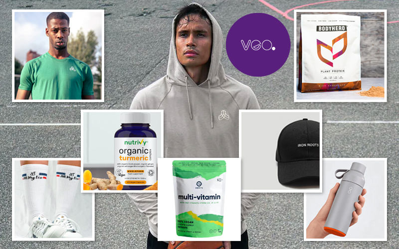 Win A Sustainable FITNESS Collection from Veo
