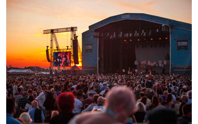 Two VIP Weekend Tickets for Victorious Festival (27-29 August 2021)