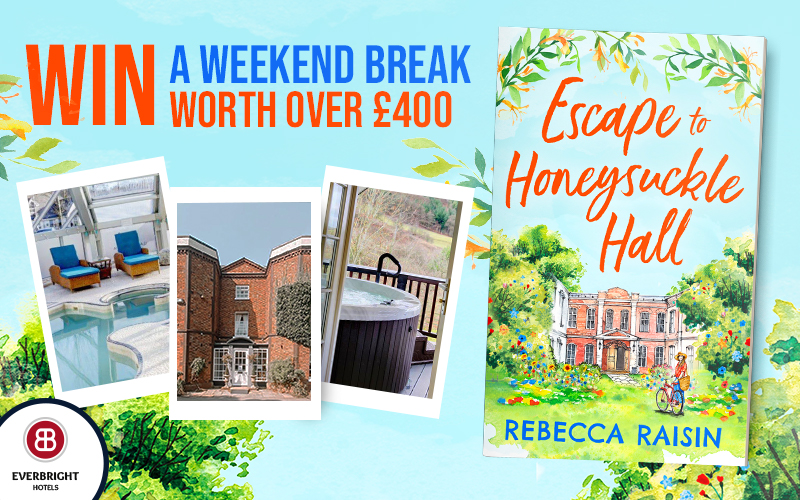 Win a weekend break with Escape to Honeysuckle Hall