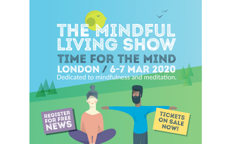 10 x Pairs of 1 Day Mindful Living Show Tickets