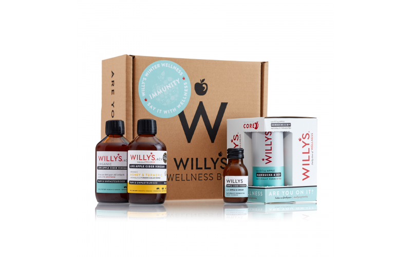 Wellness Box from Willy's ACV