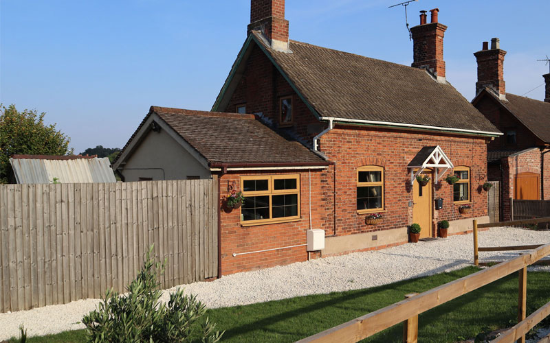 Win £50 worth of Entries to Win a Detached Cottage.