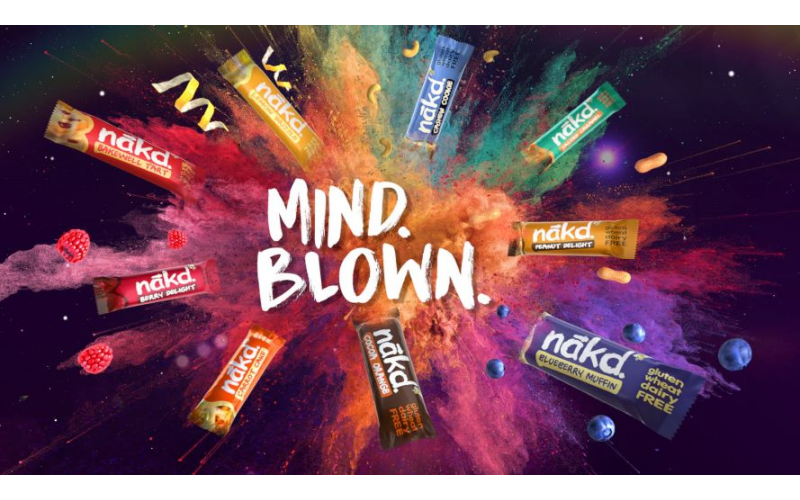 Mind blowing Nākd hamper with two new flavours