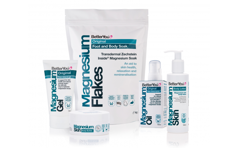 A Magnesium bundle worth over £50