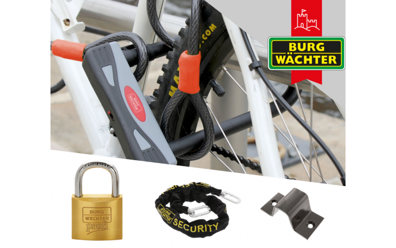 Cycling Security Kit