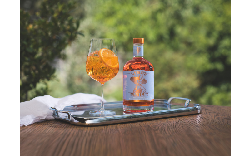 It's officially spritz season, enjoy the taste of Italy with Lyre's