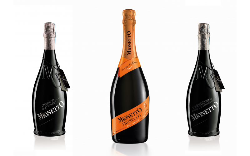 Experience a taste of the Italian 'Dolce Vita' with Mionetto Prosecco!
