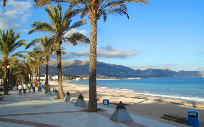 A holiday to Spain for four!