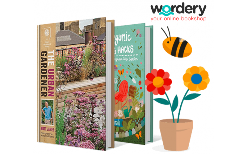 Win £50 to spend on Gardening books at Wordery.com