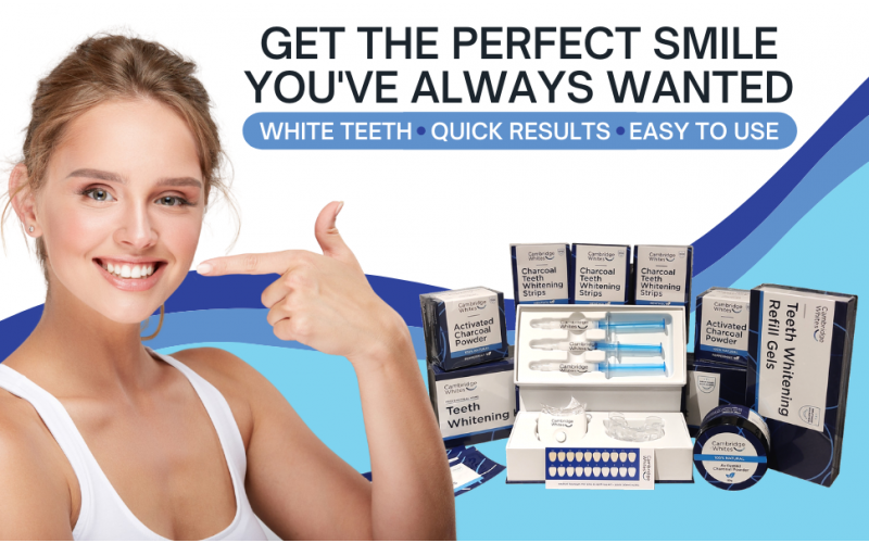Teeth Whitening Hamper