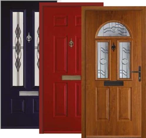 Best Front Doors Dublin - Affordable Composite Front Doors