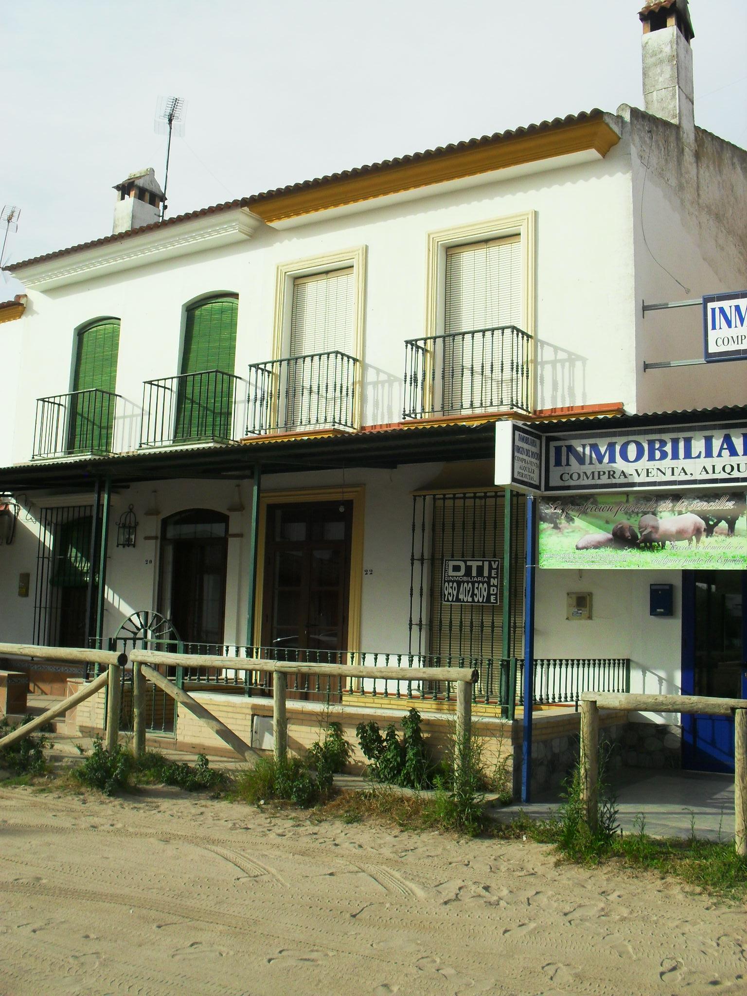 Casa en Venta en El Rocio, Almonte (Huelva)