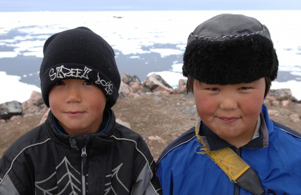 Demografi i Grønland