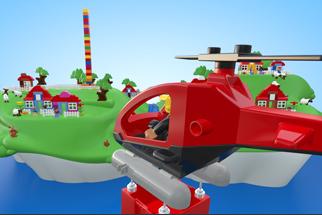 Duplo - 3D World