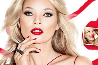 Rimmel London - Homepage Takeover