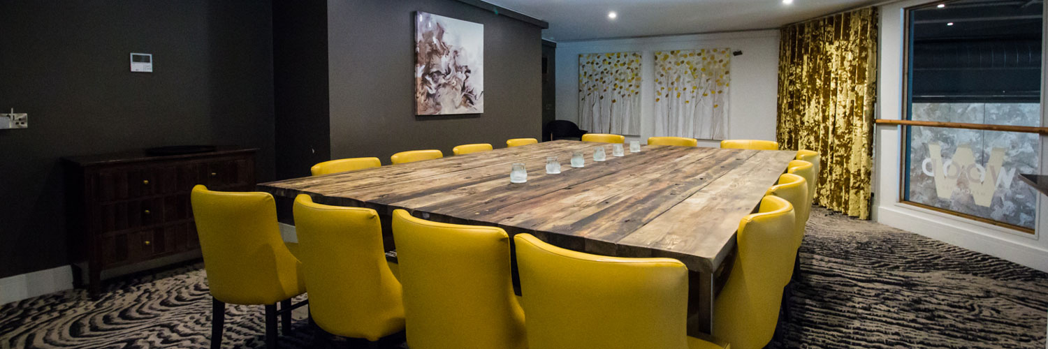 Wood - private dining