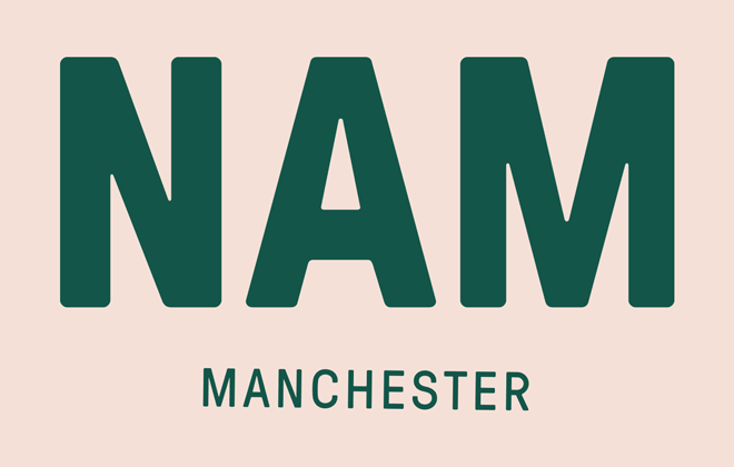 NAM Manchester Logo