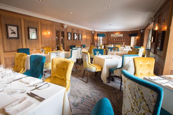 Stanneylands Dining Room