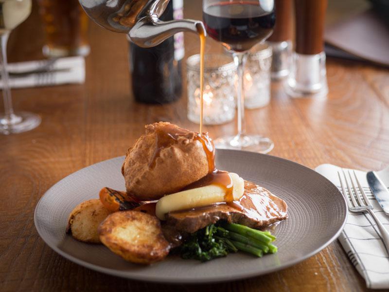 Stanneylands Sunday Roast