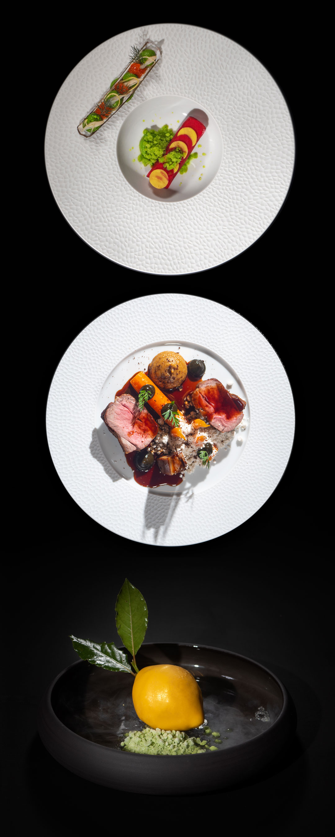Showcase Dinner at The River Restaurant