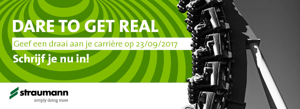 Straumann Young Professional Event 'Dare to get real'