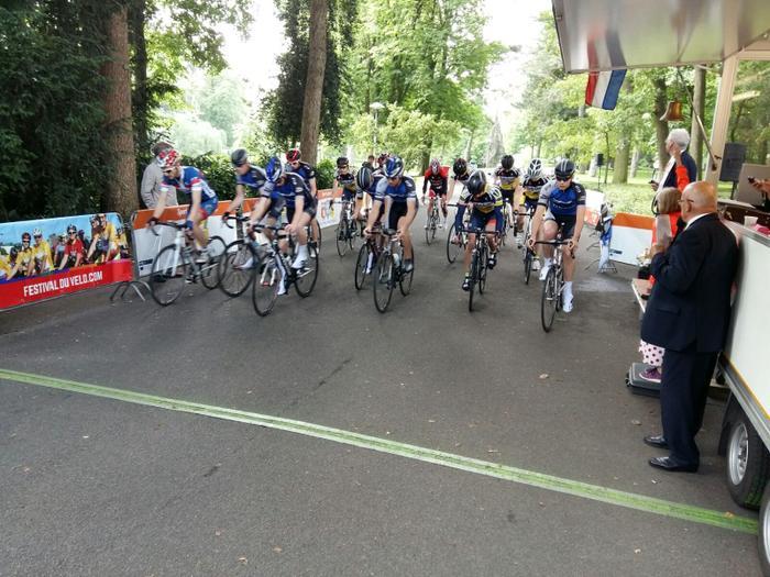 Ronde van het Wilhelminapark