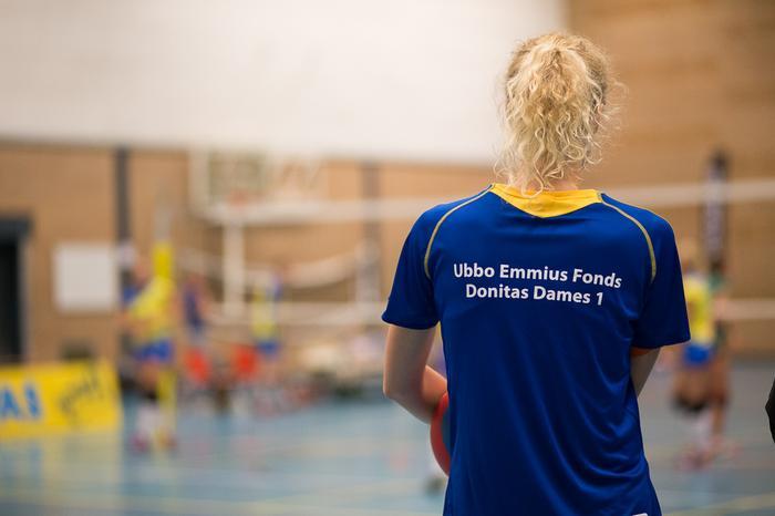 De eerste finale voor UEF/ Donitas