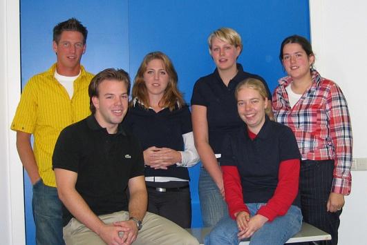Bestuur 2004-2005