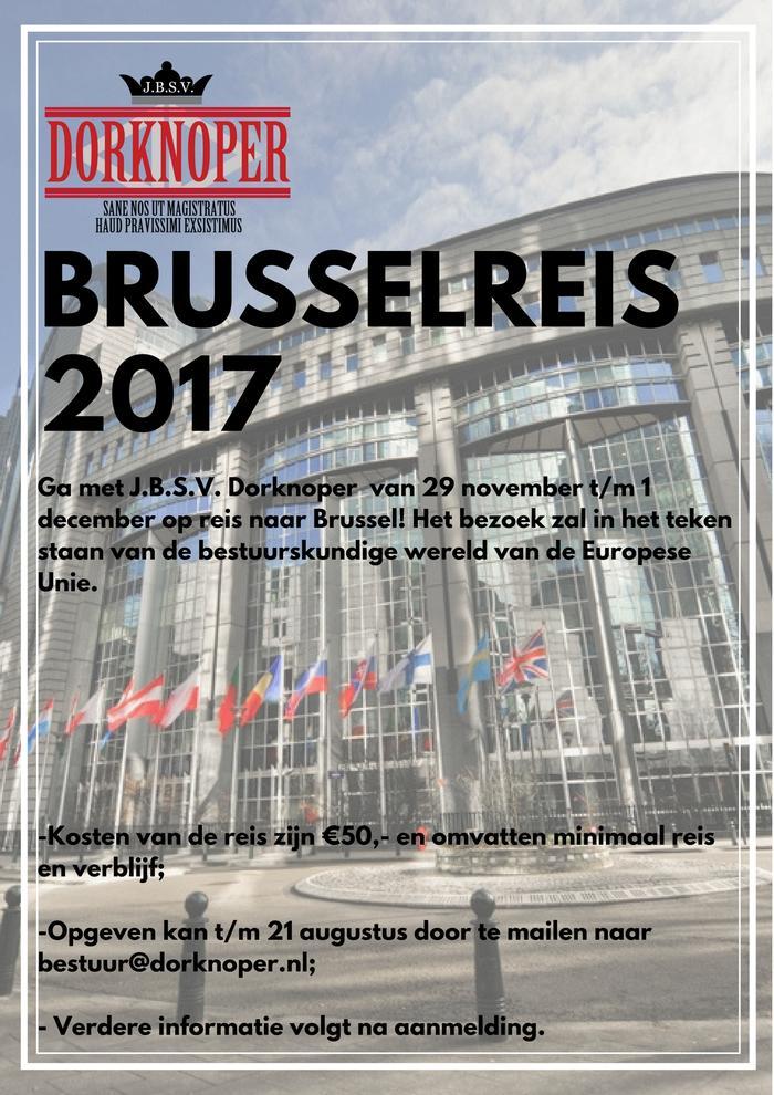 Ga mee naar Brussel!