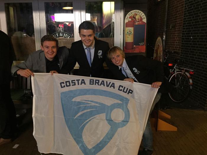 Aanmelden Costa Brava Cup!