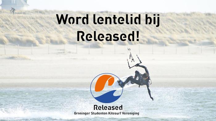 Word lentelid bij Released!