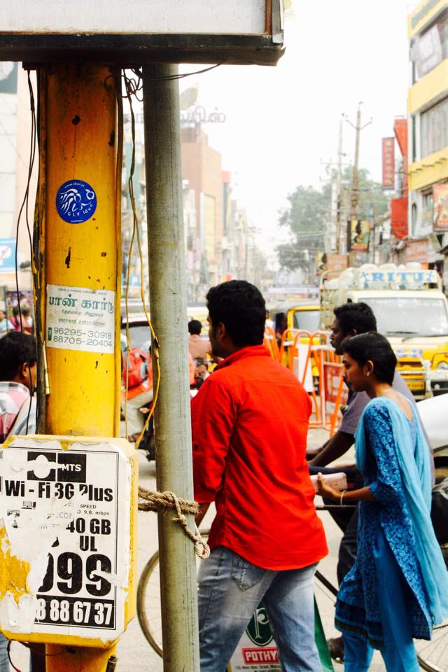 Madurai (India) Rosaline de Vetten.jpg