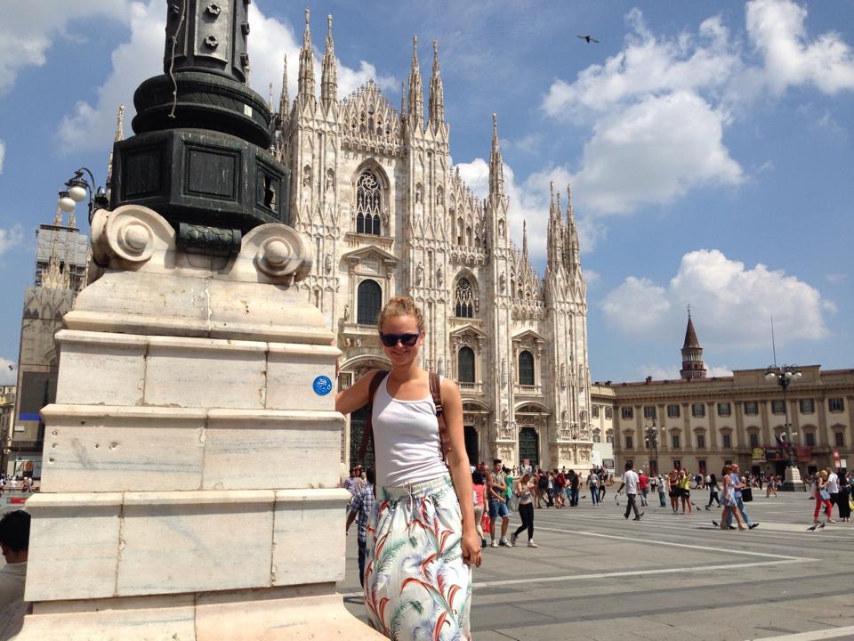 Milaan (Italie) Margreet Koopman.jpg