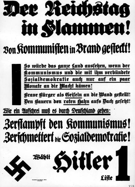 Het legaliteitsbeginsel in Duitsland en Nederland in de jaren '30