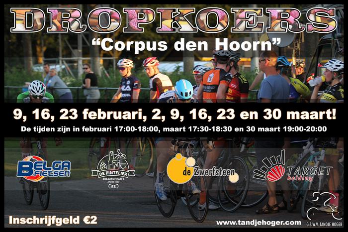 Dropkoersen Corpus den Hoorn