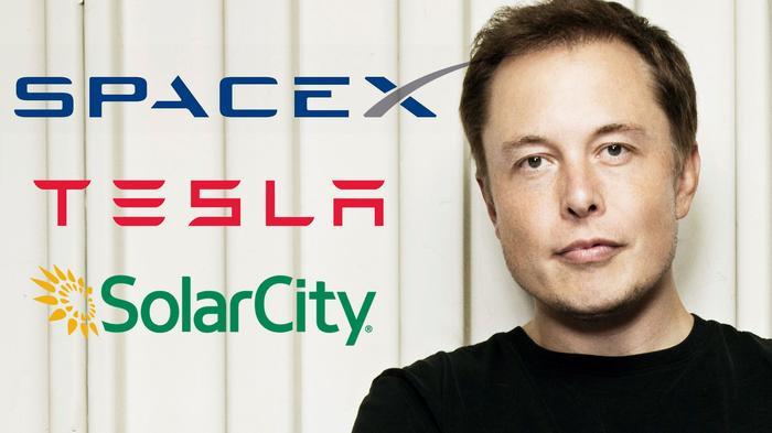 Elon Musk, from computer geek to successful entrepreneur
