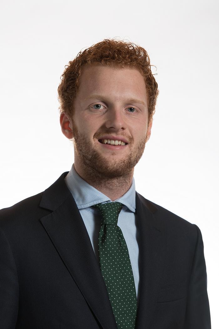 Alumni blog - Robert van der Wielen