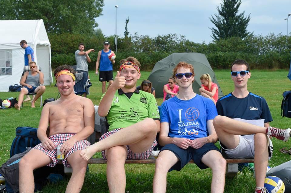 Veracles Beachfestival een succes!