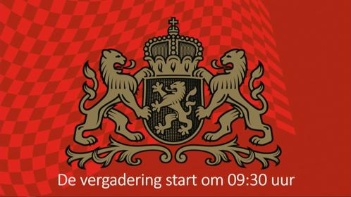 2 09:30 UUR VERGADERING PROVINCIALE STATEN 16 JULI 2021 DEEL 1