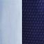 Bleu ciel / Marine