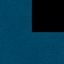 Bleu canard / Noir