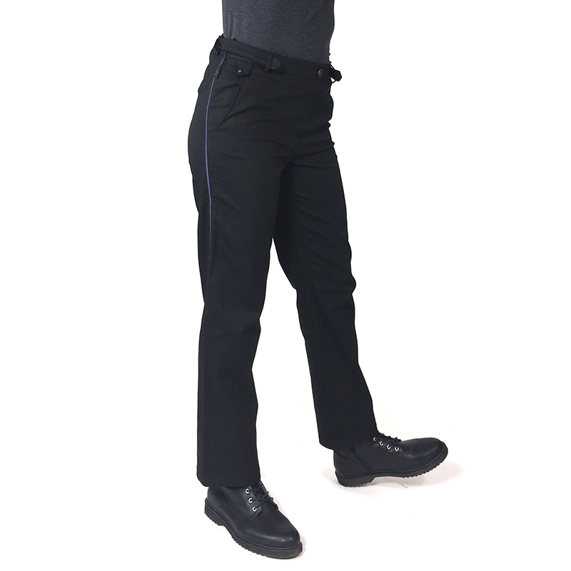 Pantalon clem noir copie