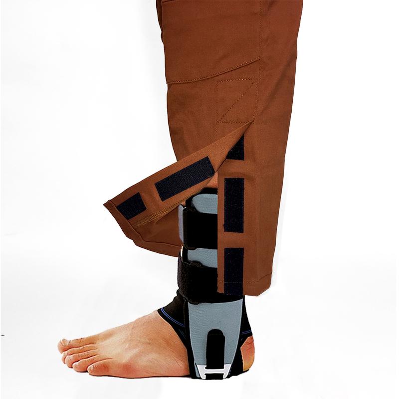 Pantalon lou pratique attelle personne handicap