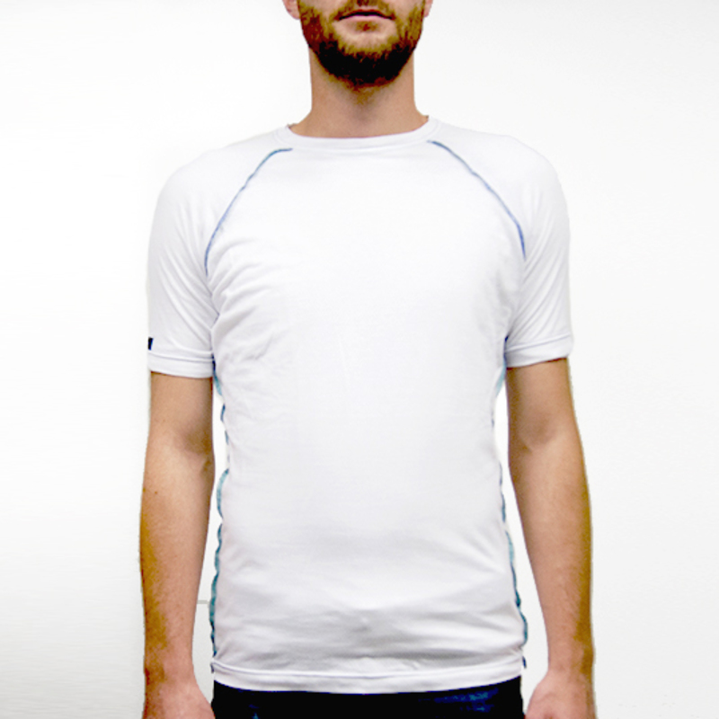 Maillot morgan pour corset tshirt respirant antitranspirant corset handicap
