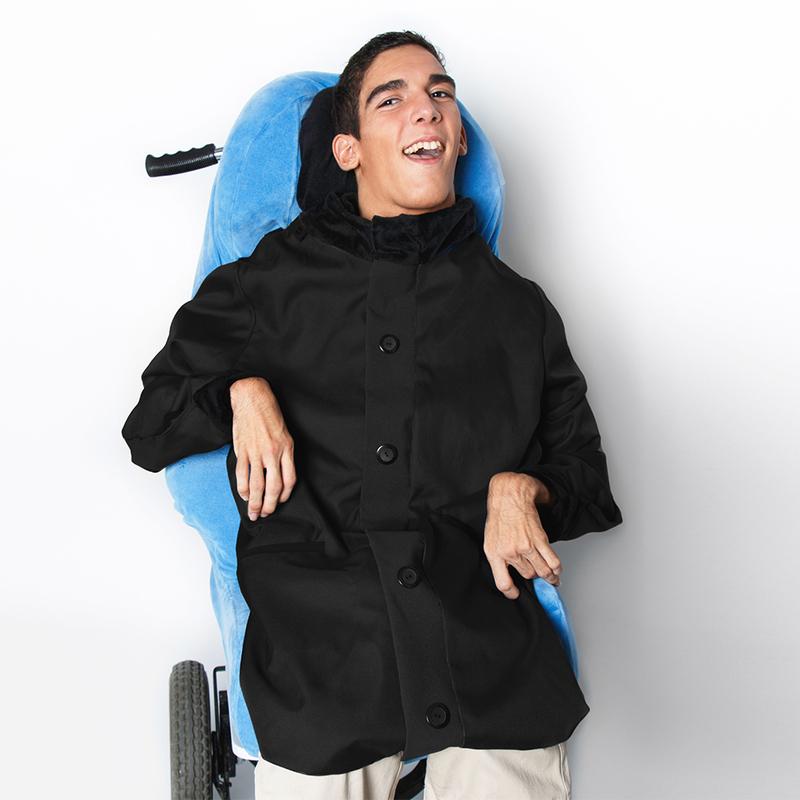 Constant manteau alba fauteuil albatros tout noir web copie